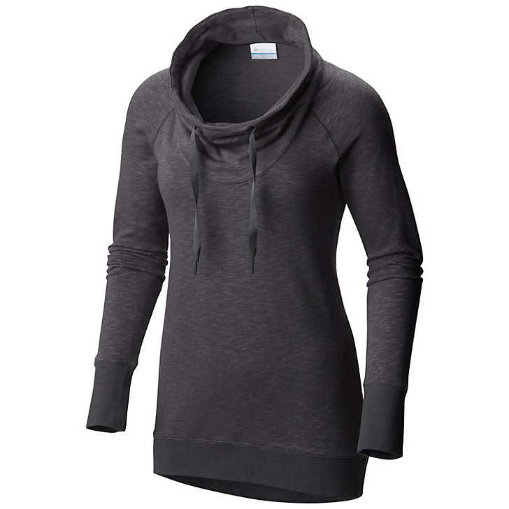 Columbia Down Time™ Pull Over Bayan Kazak Gri (81581DFHG)