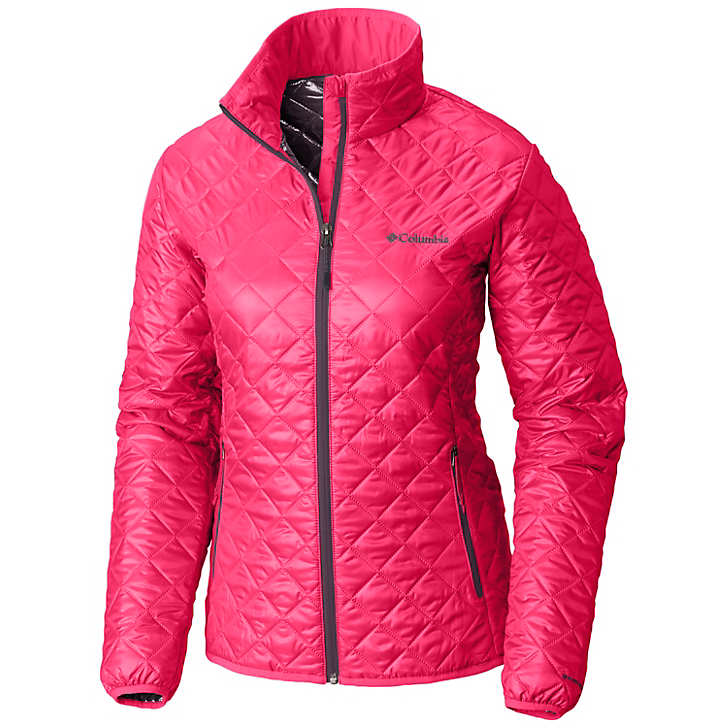 Columbia Dualistic™ Insulated Bayan Mont Pembe Mor (32011IQOL)