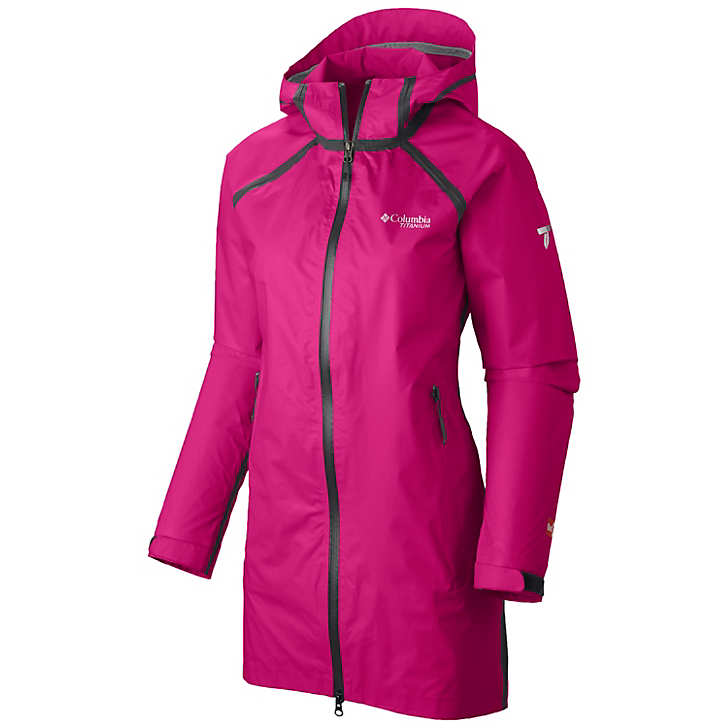 Columbia Outdry™ Ex Gold Trench Bayan Mont Pembe (53434TUBG)